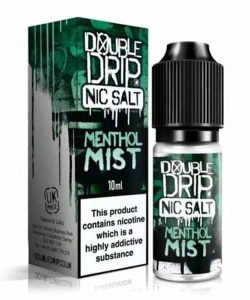 10MG Double Drip  10ML Flavoured Nic Salts E Liquid 4