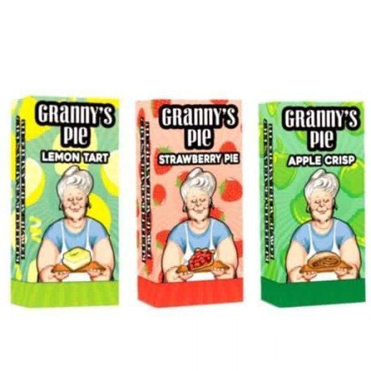 JWN7108056983711 525x525 - Granny's Pie 0mg 120ml Shortfill (80VG/20PG)