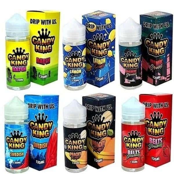 Premium Vape Juice