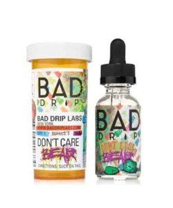 Bad Drip 0mg 50ml Shortfill (80VG/20PG) 5
