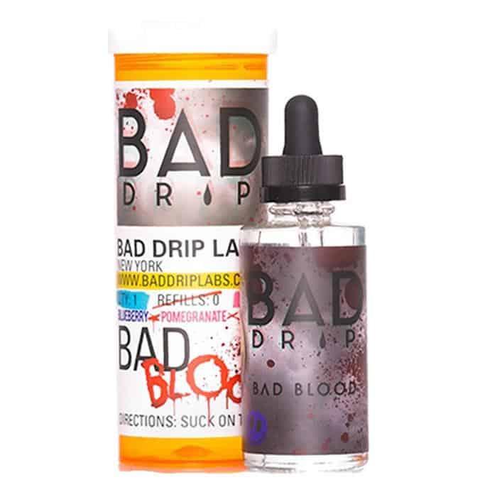 Bad Drip 0mg 50ml Shortfill (80VG/20PG)