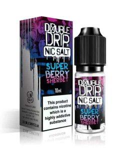 JWN7108057874438 250x300 - 10MG Double Drip  10ML Flavoured Nic Salts E Liquid