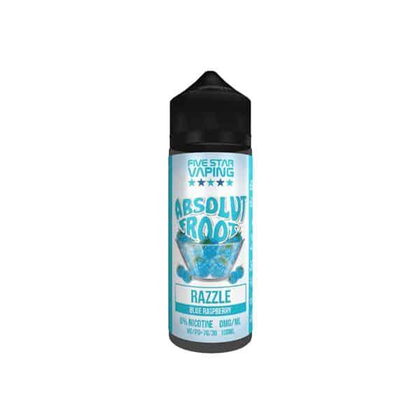 JWNAD0051X0015 1 525x525 - Absolut Froot by V-Juice 0mg 100ml Shortfill (70VG/30PG)