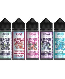 Absolut Froot by V-Juice 0mg 100ml Shortfill (70VG/30PG) 3