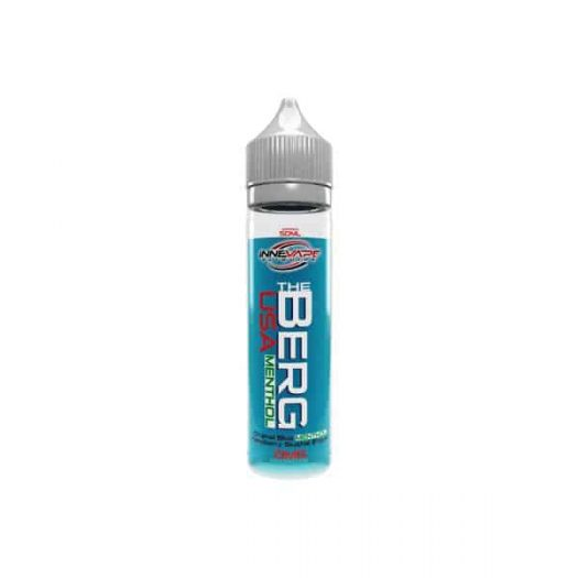 JWNAD0054X0018 525x525 - The Berg Menthol by Innevape 0mg 50ml Shortfill (80VG-20PG)