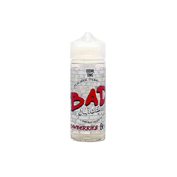 Bad Juice 0MG 120ML Shortfill (70VG/30PG)