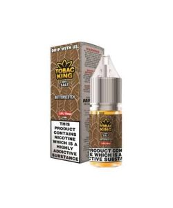 JWNAI0161X0006 1 250x300 - 10MG Tobac King On Salt 10ML Flavoured Nic Salt (50VG/50PG)