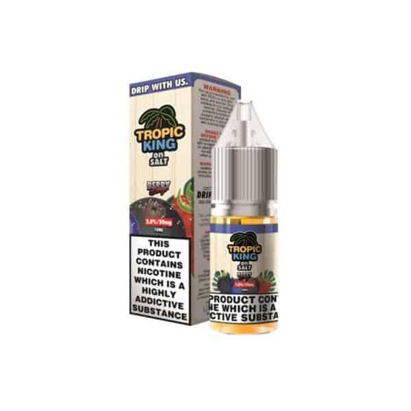 JWNAI0162X0006 3 525x525 - 10MG Tropic King On Salt 10ML Flavoured Nic Salt (50VG/50PG)