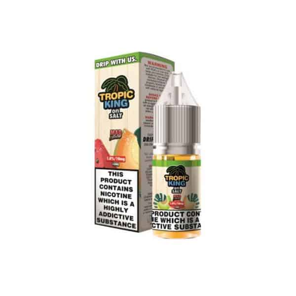 JWNAI0164X0006 5 525x525 - 10MG Tropic King On Salt 10ML Flavoured Nic Salt (50VG/50PG)