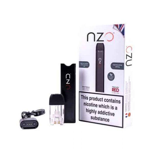 JWNAJ0138X0033 525x525 - NZO Kit with Red Liquids Flavoured Nic Salt Pod