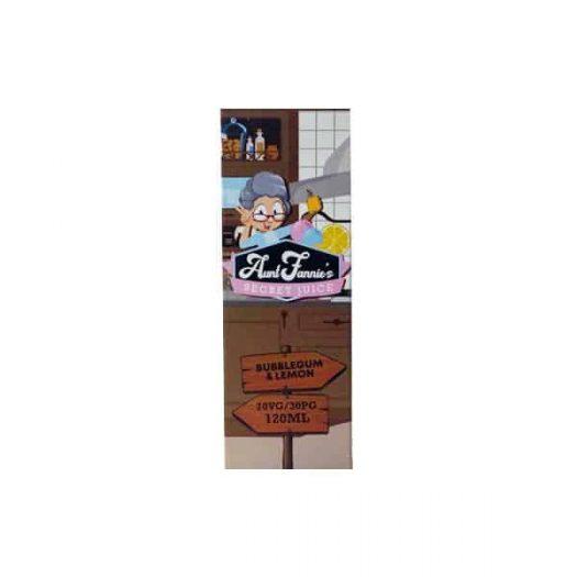 JWNAK0243X0001 1 525x525 - Aunt Fannie's Secret Juice 100ml Shortfill (70VG/30PG)