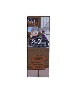Aunt Fannie's Secret Juice 100ml Shortfill (70VG/30PG) 3