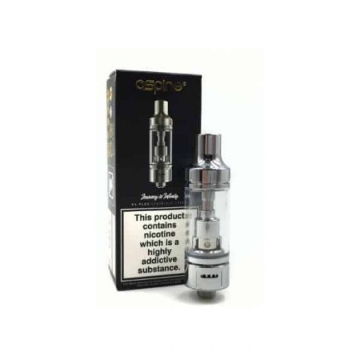 JWNAspireK1PlusStainlesssteelTank 525x525 - Aspire K1 Plus Stainless Steel Tank - 1.8 Ohm