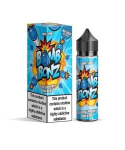 JWNBombBonz0mg50ml2 8 250x300 - Bomb Bonz 0mg 50ml Shortfill (70VG/30PG) + FREE Nic Shot