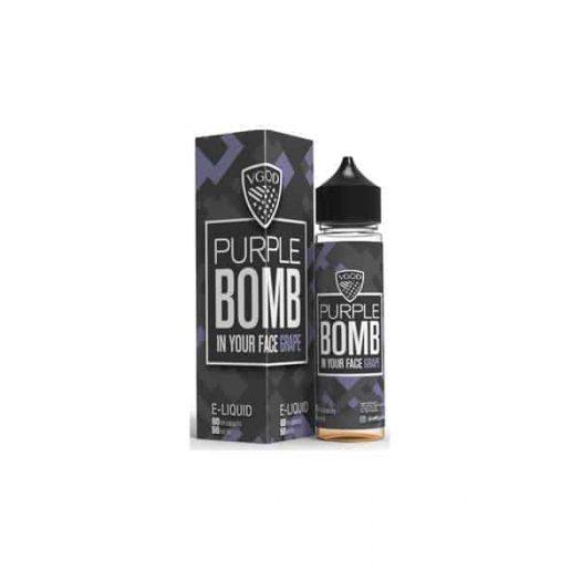 JWNBombLineByVGOD0mg60ml2 525x525 - VGOD Bomb Line 0mg 50ml Shortfill (70VG/30PG)