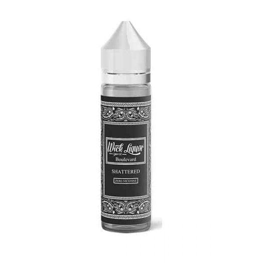 JWNBoulevardShattered1 525x525 - Wick Liquor Shattered 0mg 50ml Shortfill (80VG/20PG)