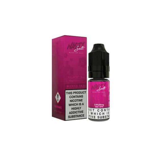 JWNNastySalt10mg10ML 34 525x525 - Nasty Salt 10mg 10ML Flavoured Nic Salt (50VG/50PG)