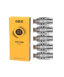 JWNOBSCubeMiniS1Mesh 250x300 - OBS Cube Mini S1 Mesh Coil - 0.6 Ohm