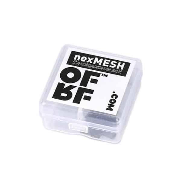 OFRF NexMesh Mesh Coil 0.13Ohm for Wotofo Profile Unity RTA Tank
