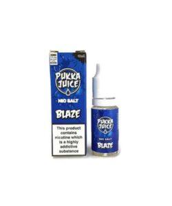 JWNPukkaJuiceNicSalt5 9 250x300 - 20MG Pukka Juice 10ML Flavoured Nic Salt (50VG/50PG)