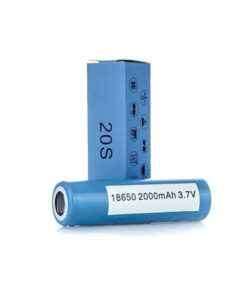 JWNSamsung20S2000mAhBattery 250x300 - Samsung 20S 18650 2000mAh Battery