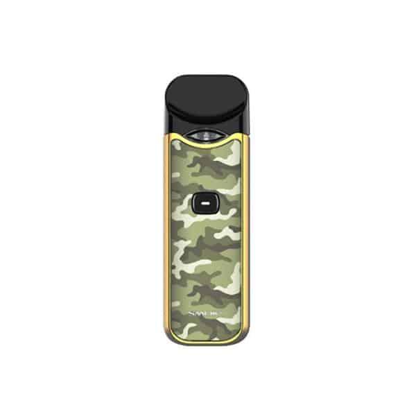 JWNSmokNordStarterKit1100mAh2 525x525 - Smok Nord Kit - Camo Edition