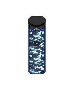 JWNSmokNordStarterKit1100mAh3 250x300 - Smok Nord Kit - Camo Edition