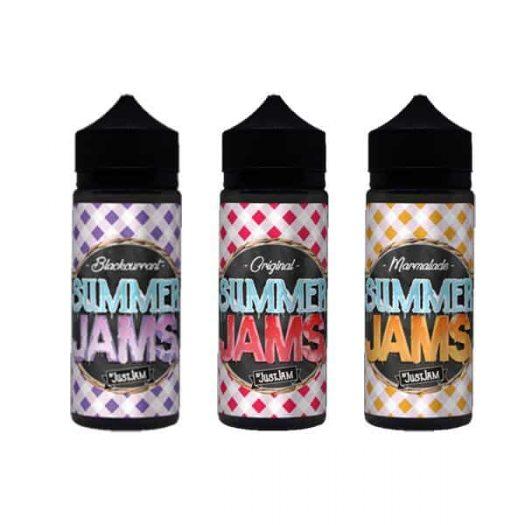 JWNSummerJambyJustJam1 5 525x525 - Summer Jam by Just Jam  0mg 100ml Shortfill (80VG/20PG)