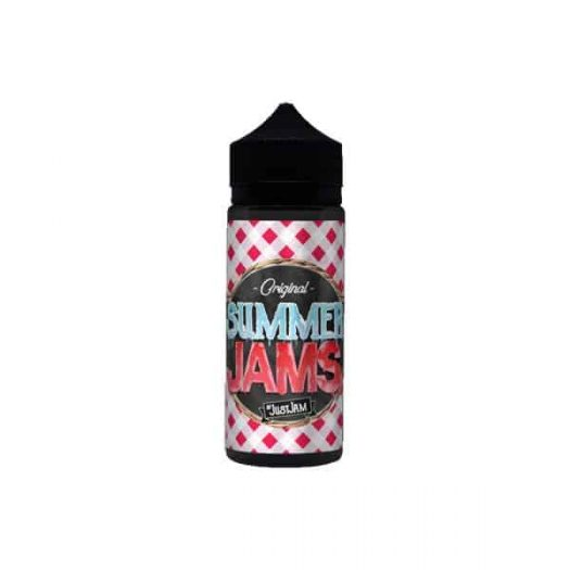 JWNSummerJambyJustJam2 525x525 - Summer Jam by Just Jam  0mg 100ml Shortfill (80VG/20PG)