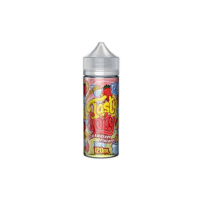 JWNTastyFruityICE100ml11 21 525x525 - Tasty Fruity ICE 100ml Shortfill 0mg (70VG/30PG)