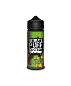 JWNUltimateCustard1 250x300 - Ultimate Puff Custard 0mg 100ml Shortfill (70VG/30PG)