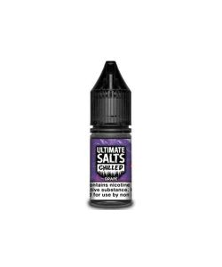 JWNUltimateSaltsChilled1 32 250x300 - 20MG Ultimate Puff Salts Chilled 10ML Flavoured Nic Salts (50VG/50PG)