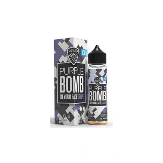 JWNVGODBombLineICED0mg60ml3 1 525x525 - VGOD Bomb Line ICED 0mg 50ml Shortfill (70VG/30PG)