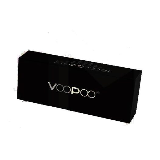 JWNVoopooUforce5mlBubbleGlass 1 525x525 - 3 x Voopoo Uforce 5ml Bubble Glass - For Drag 2 and Drag Mini
