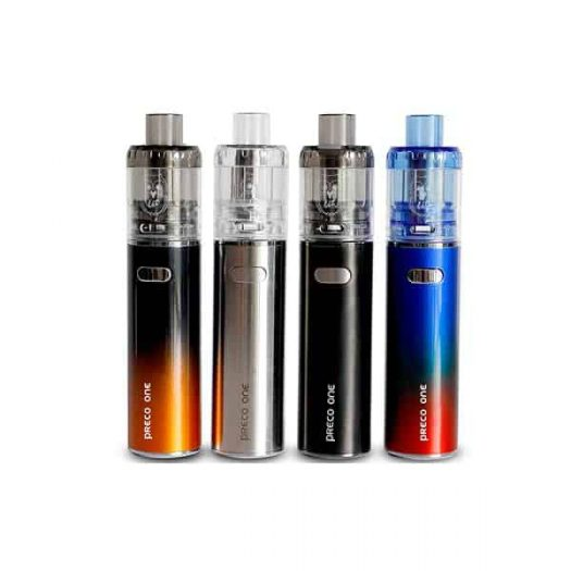 JWNVzonePrecoOneBlueRed 525x525 - Vzone Preco One Kit - with Disposable Mesh Tank