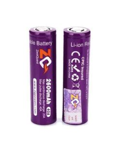 JWNZestQuest186503100mAhBattery 250x300 - ZestQuest 18650 3100mAh Battery
