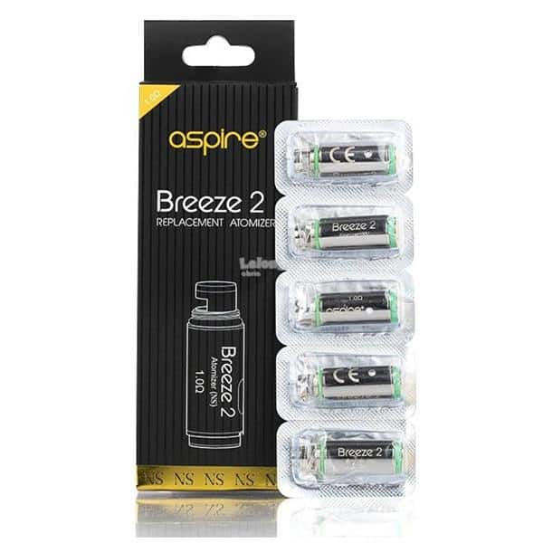 Aspire Breeze 2 Coil – 1.0 Ohm