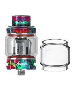 JWNijoyavengertank8mlpyrexbubbleglass 250x300 - iJoy Avenger Tank 8ml Pyrex Bubble Glass