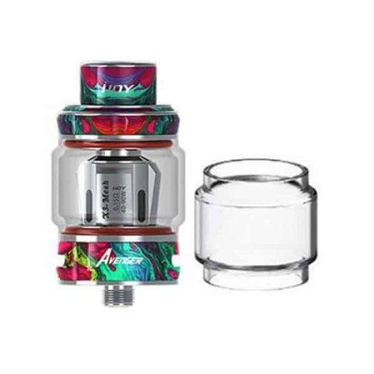 JWNijoyavengertank8mlpyrexbubbleglass 525x525 - iJoy Avenger Tank 8ml Pyrex Bubble Glass