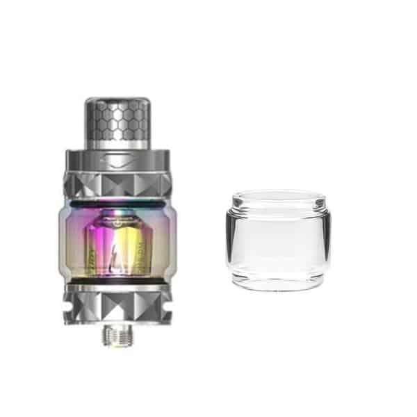 iJoy Diamond Tank Bubble Glass
