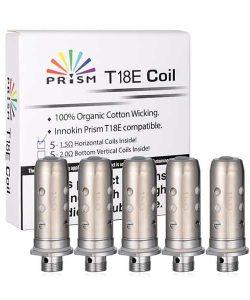 JWNinnokinprismt18ecoil20ohm 250x300 - Innokin Prism T18E Coil - 1.5 Ohm