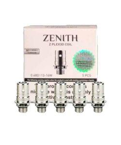 JWNinnokinzenith16ohmcoils1014w1 5 250x300 - Innokin Zenith 0.8/PLEX 3D 0.48/0.5/1.6/1.2Ohm Coils