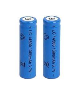 JWNlc145001300mahbattery 250x300 - LC 14500 1300mAh Battery