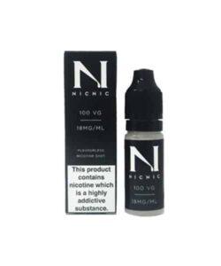 JWNnicnic18mgnicotineshot100vg10ml 250x300 - NIC NIC 18mg Nicotine Shot (100VG) 10ml