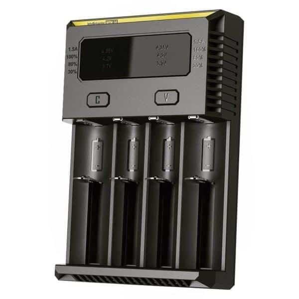 JWNnitecorenewi4intellicharger 1 525x525 - Nitecore New i4 IntelliCharger