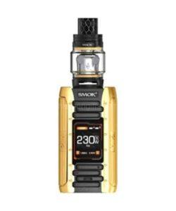 JWNsmokepriv230wkitBlackGold 250x300 - Smok E-Priv 230W Kit