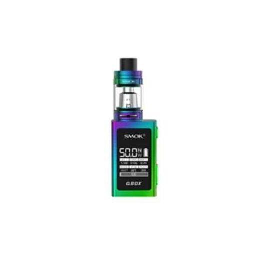 JWNsmokqbox50wkitBlack 1 525x525 - Smok QBox 50W Kit