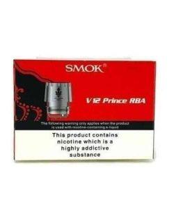 JWNsmokv12princerbadeckkit 250x300 - Smok V12 Prince RBA Deck Kit