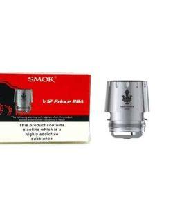 JWNsmokv12princerbadeckkit 1 250x300 - Smok V12 Prince RBA Deck Kit