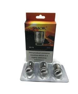 JWNsmokv8t6coil02ohm 250x300 - Smok V8-T6 Coil 0.2 Ohm